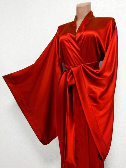 сшить кимоно