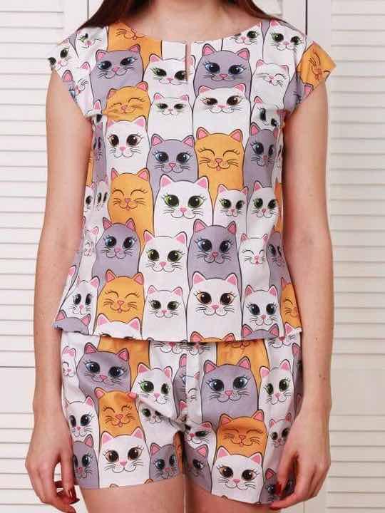 пижама сшить