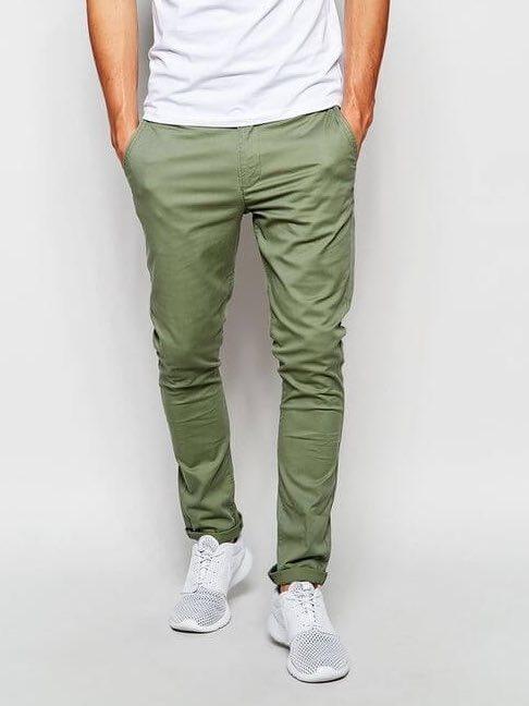 Мужские брюки выкройка