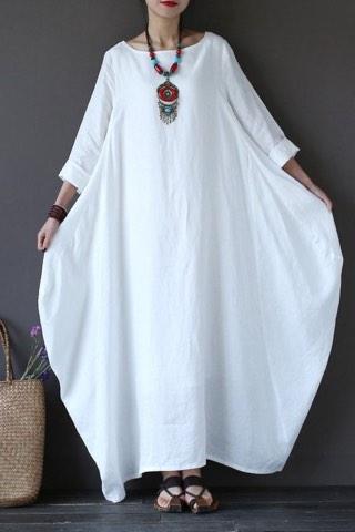 Платье-Бохо