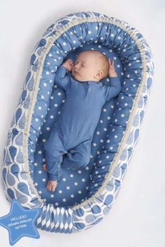 Гнёздышко для сна грудничка